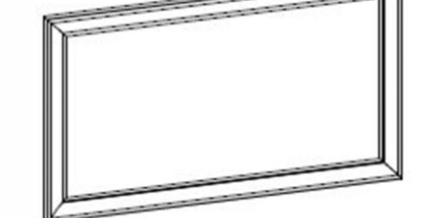 Размеры (ШхГхВ): 1450×42×830