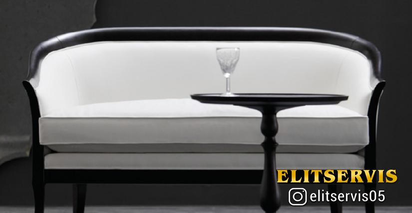 Коллекция OPERA Диван MARTA Арт. 117/BD2 Размеры: Ш 138 Г 78 В 79 Кофейный столик MELISANDE Арт. 45031 Размеры: Д 50 В 50