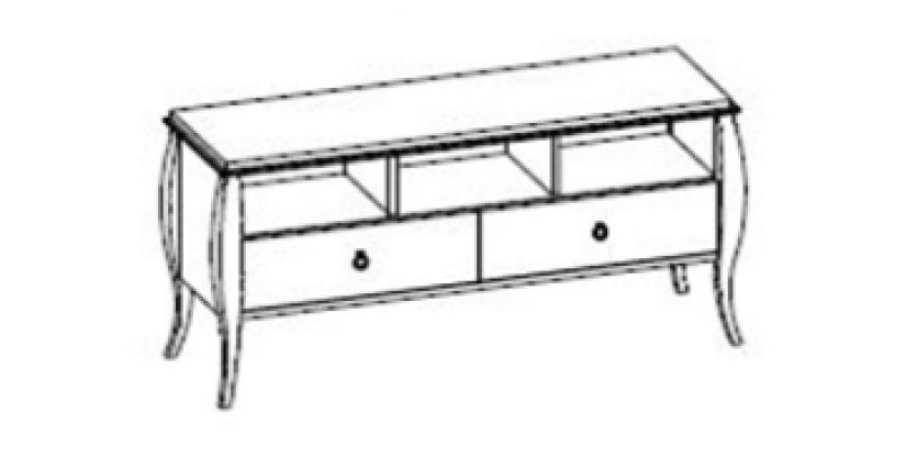 Размеры (ШхГхВ): 1400×435×644