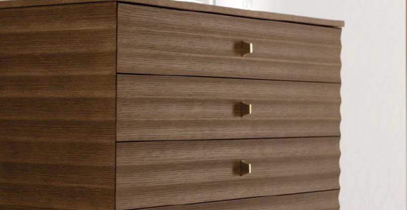 Коллекция OPERA Комод ELETTRA Арт. 41023 Размеры: Ш 110 Г 57 В 86
