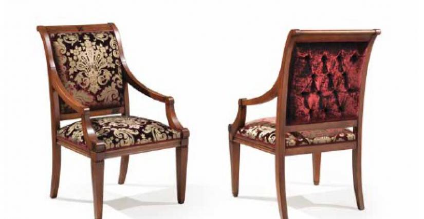 Armchair Art.6303/PI Angelo Cappellini