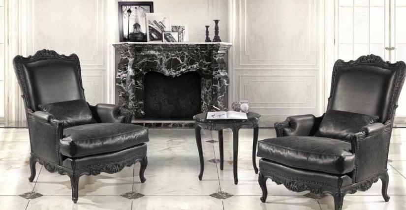 Кресло Арт. 11134 Размеры: Ш 80 Г 98 В 117