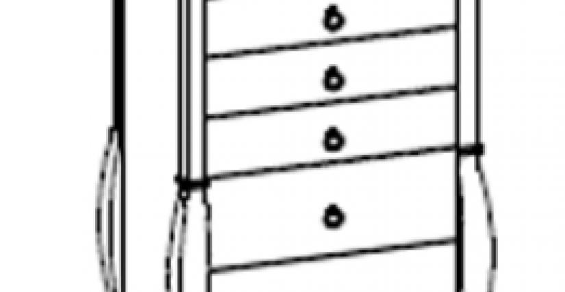 Размеры (ШхГхВ): 644×457×1158