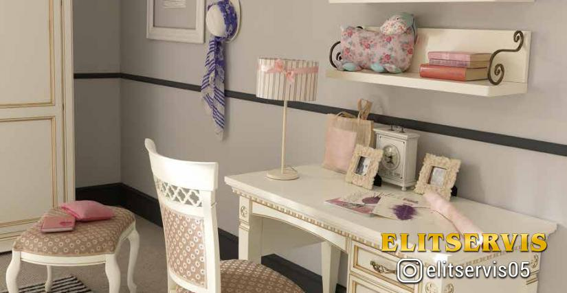 Стол письменный 2 ящика. 118х61х78