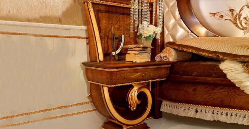 Тумбочка Amadeus 687 Параметры: Ширина: 83 см. Высота: 124 см. Глубина: 39 см.