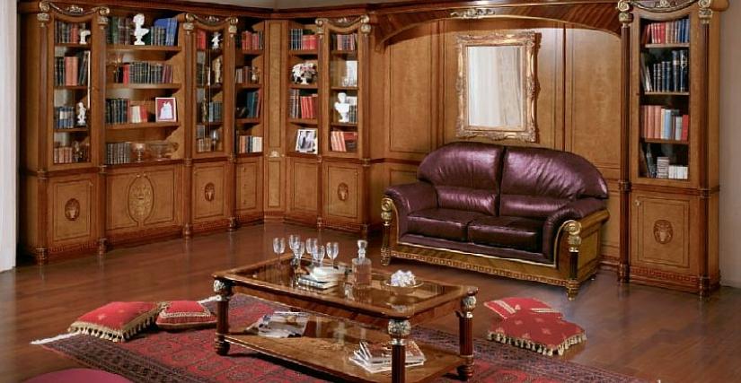 2-х местный диван кожаный 152. Размеры: 175x90x105h cm.
