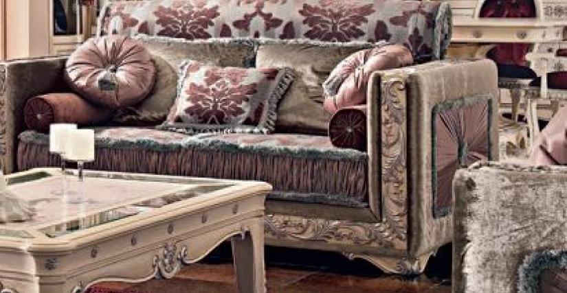 2-х местный диван 654. Размеры: 173x105x104h cm.