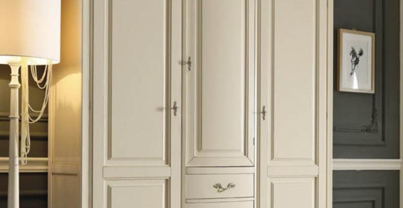 Шкаф 3-х дверный Арт. 2217H C Размеры: Ш 180 Г 66 В 219
