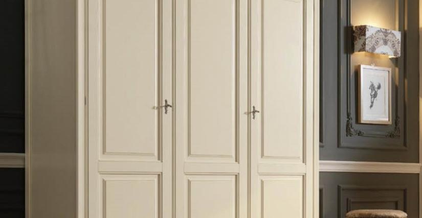 Шкаф 3-х дверный Арт. 2217 C Размеры: Ш 182 Г 61 В 219