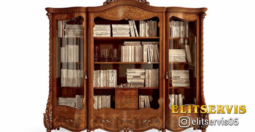 Библиотека Арт. 1391 Размеры: Ш 289 Г 53 В 244