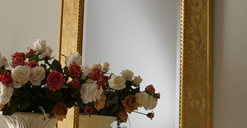 • 1080 зеркало (L04 с резьбой) cm. 75 x 95 h.
