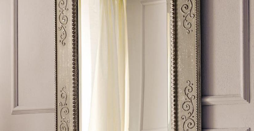 • 1139 зеркало (L36 декор с лепниной) cm. 75 x 95 h.
