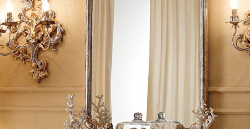 • 1125 зеркало (L05) cm. 76 x 117 h.