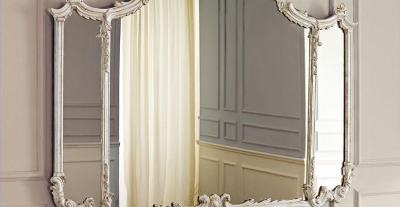 • 1140 зеркало (L09) cm. 150 x 120 h.