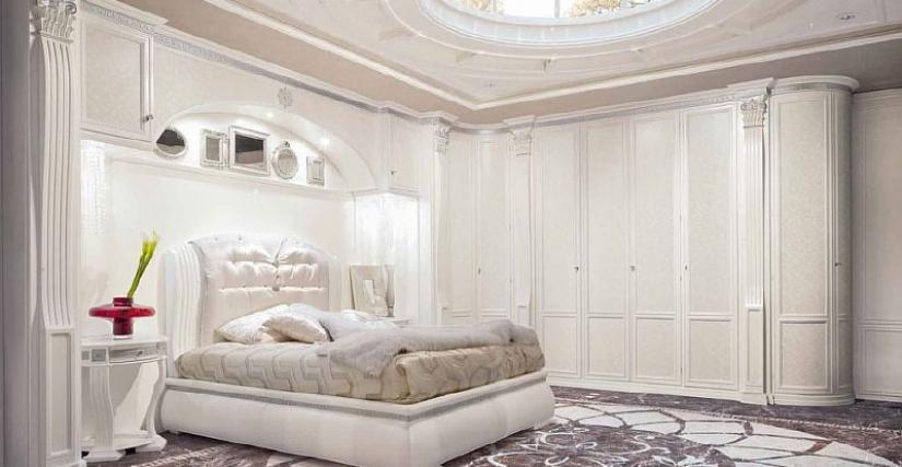 Итальянская спальня Gallery Luxury