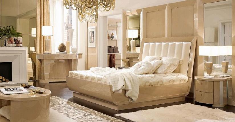 Итальянская спальня Mon Amour Acero