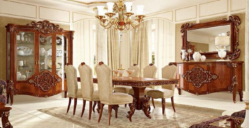 Итальянская гостиная Tosca
