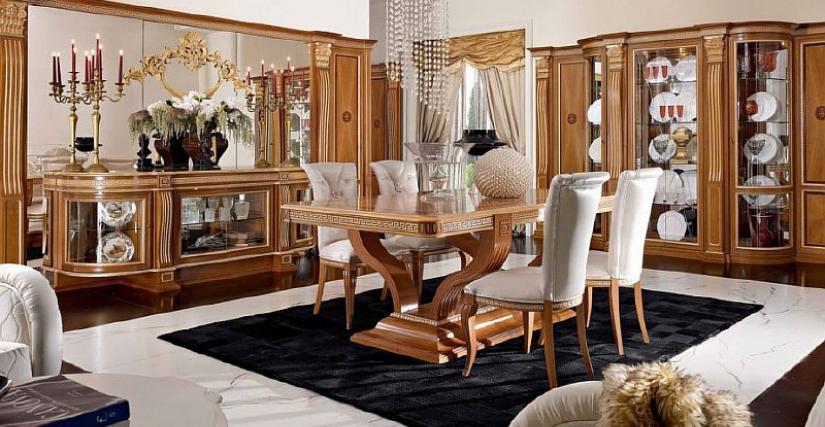 Итальянская гостиная Gallery Luxury