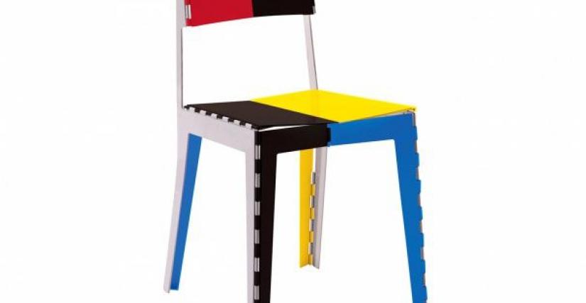 Стул Stitch Chair Cappellini