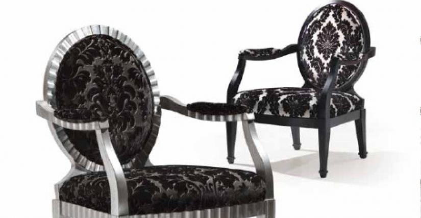 Armchair Art.30108 Angelo Cappellini