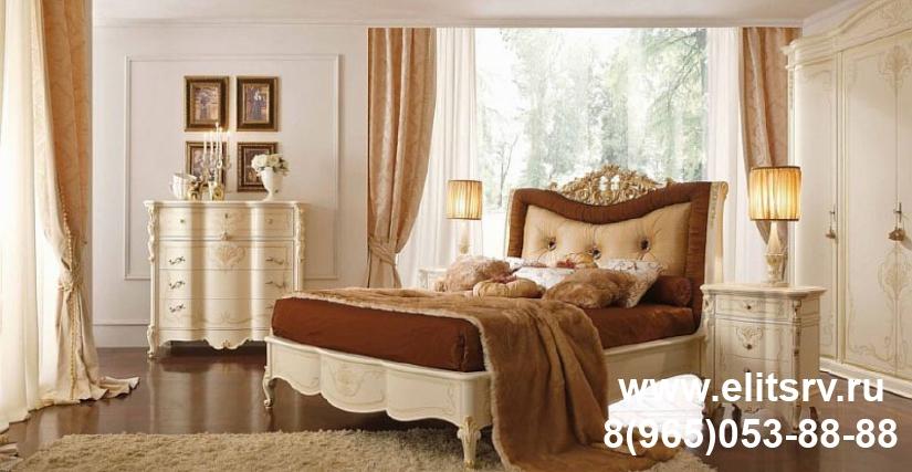 Кровать Арт. LIL04 Размеры: Ш 179 Г 230 В 150