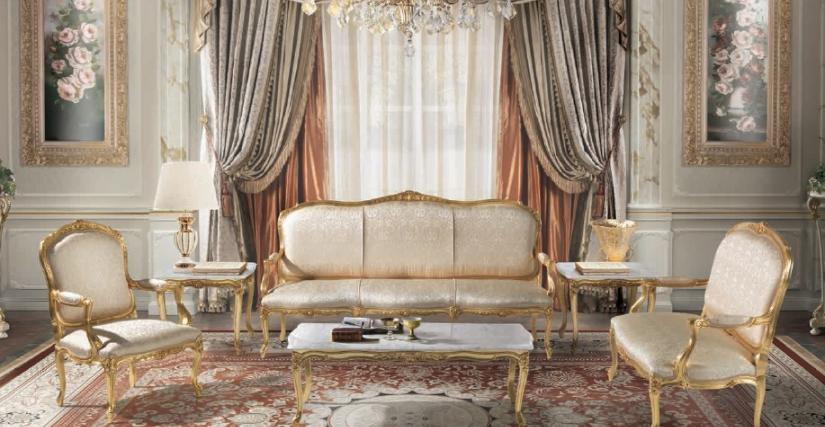 Мягкая мебель Mauriac Angelo Cappellin