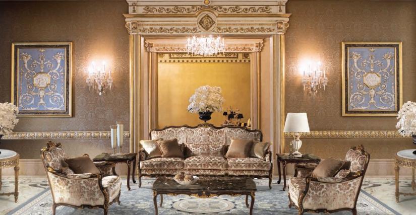 Мягкая мебель Belli Angelo Cappellin