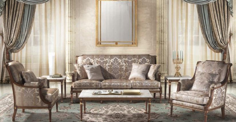 Мягкая мебель Pitti Angelo Cappellin