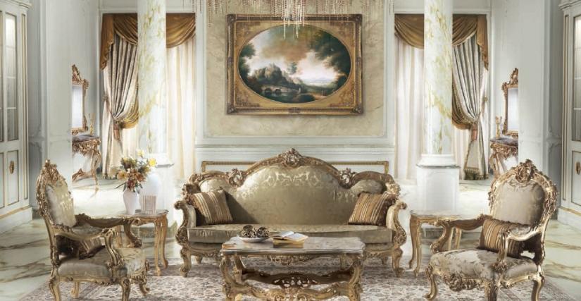 Мягкая мебель Barbieri Angelo Cappellin
