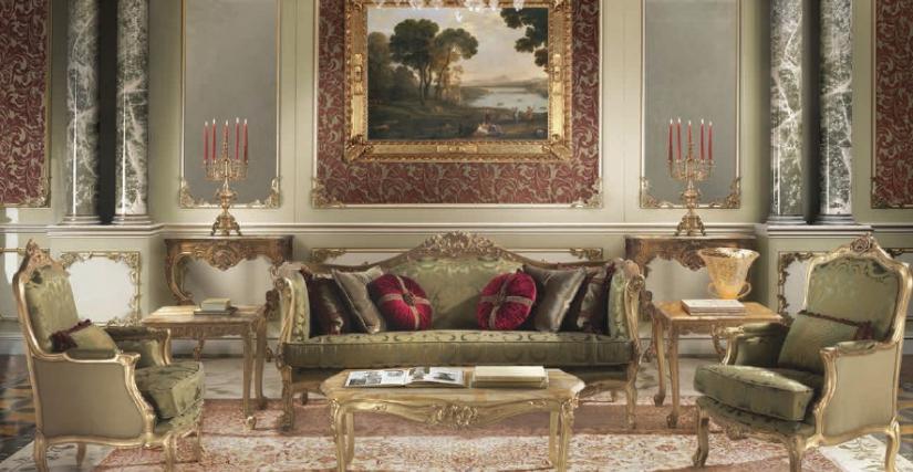 Мягкая мебель Catullo Angelo Cappellin