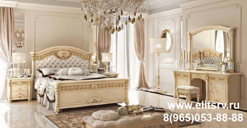 Кровать Арт. LN25/L Размеры: Ш 212 Г 228 В 156