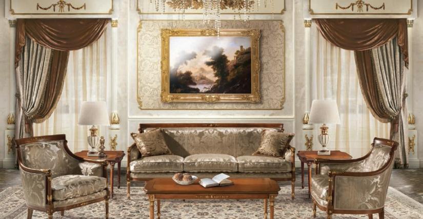 Мягкая мебель Beccaria Angelo Cappellin