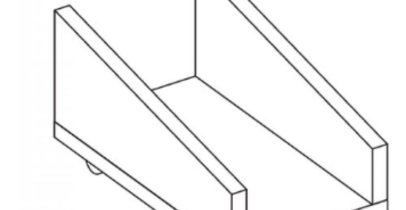 Подставка под системный блок  Доп. сведения: 283х*294х500