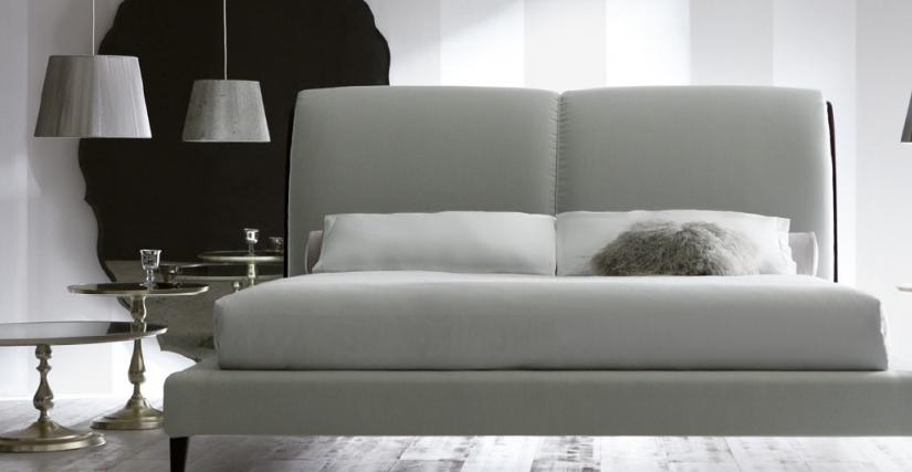 Кровать IRIS Арт. 42300/19 Angelo Cappellini