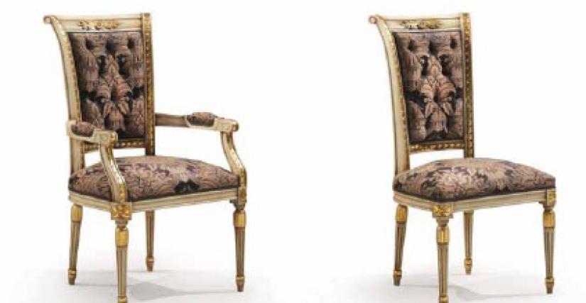Armchair Art.6338/PI Angelo Cappellini