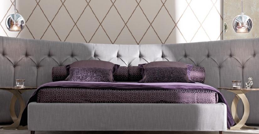 Кровать BUTTERFLY Арт. 42500/19 Angelo Cappellini