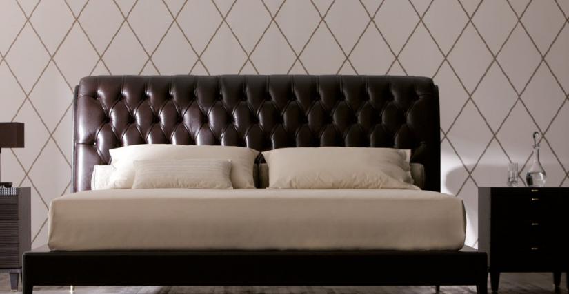 Кровать IRIS CLASSIC Арт. 42400/19 Angelo Cappellini
