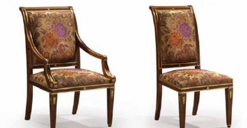 Armchair Art.6301/P Angelo Cappellini