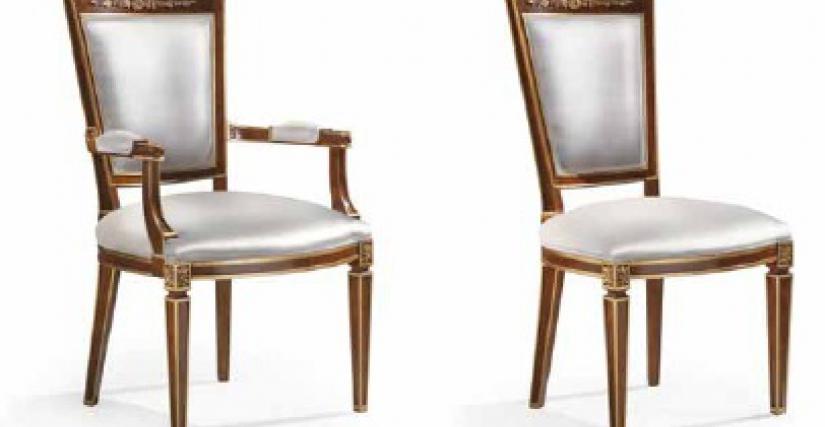 Armchair Art.30078/P Angelo Cappellini