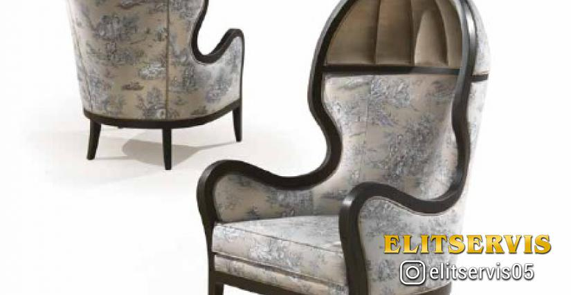 Armchair Art.39108 Angelo Cappellini