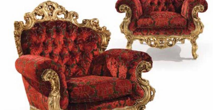 Armchair Art.30030/I Angelo Cappellini