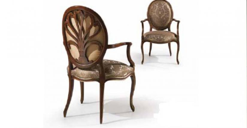 Armchair Art.30085/IMB Angelo Cappellini