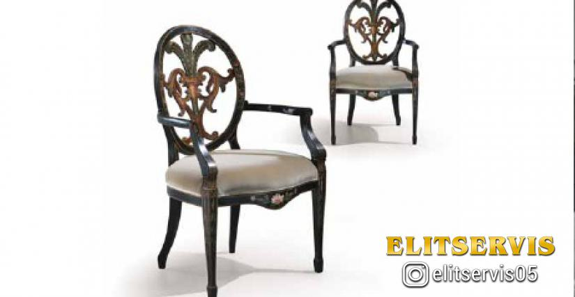 Armchair  Art.30080 Angelo Cappellini