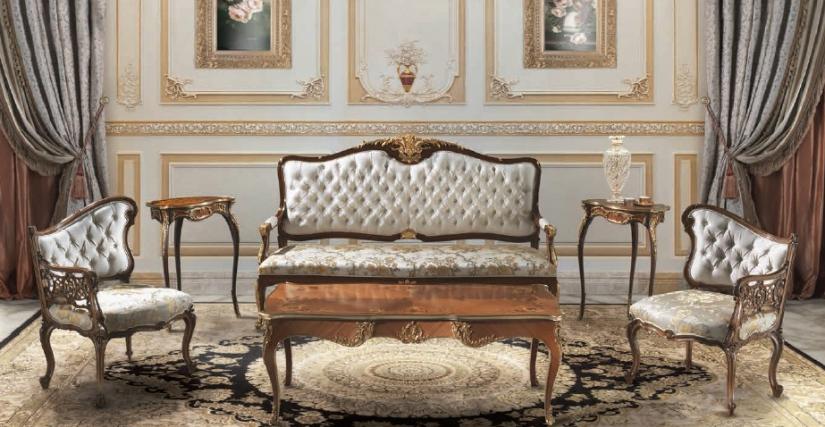 Мягкая мебель Apollinare  Angelo Cappellin
