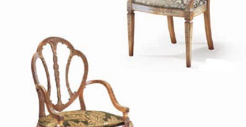 Кресло Арт. 6965 Angelo Cappellini