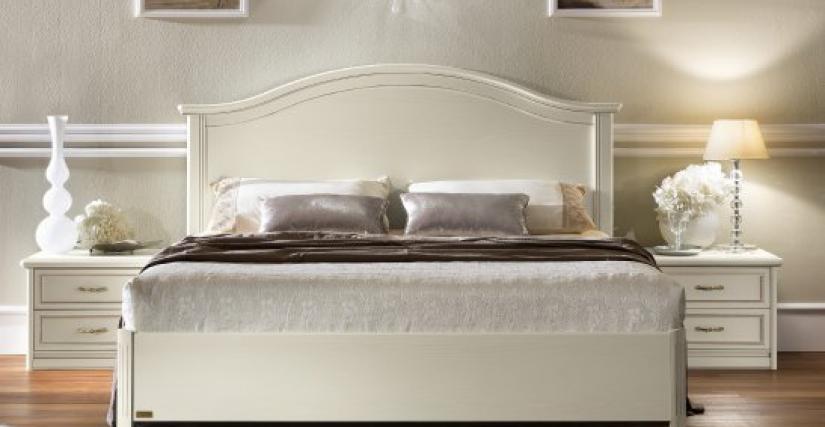 кровать Nostalgia Ricordi 160x200 кровать Nostalgia Ricordi 180x200