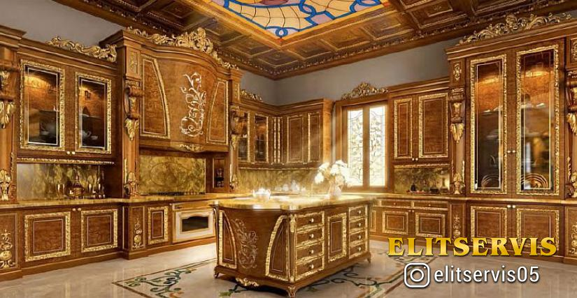 кухня La Medicea
