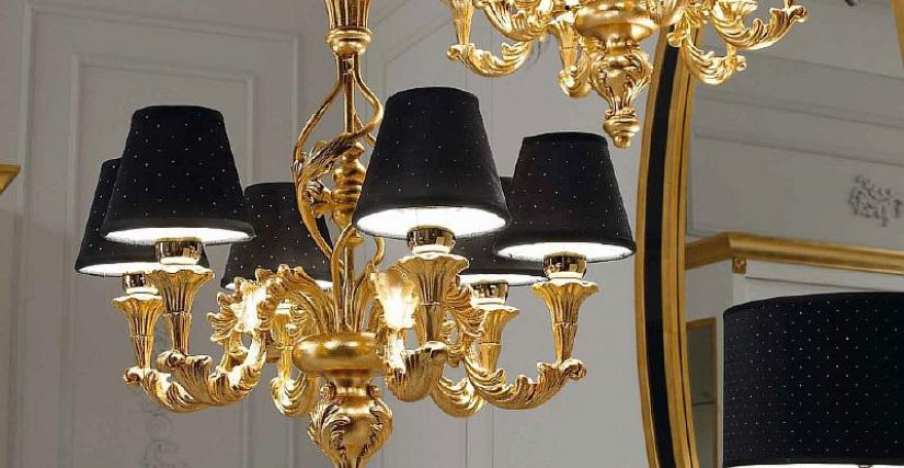 Люстра (24 лампы) 055