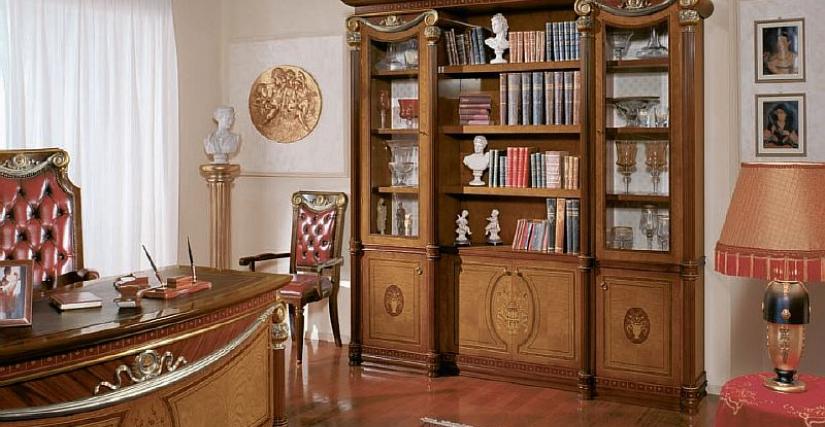 Книжный шкаф 135