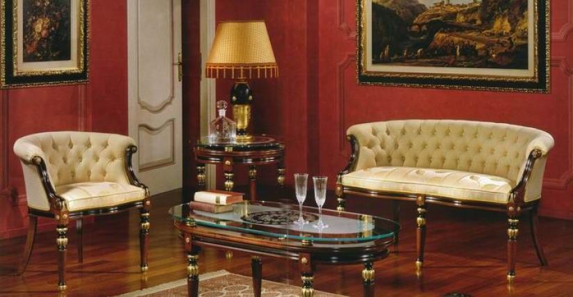 Итальянская гостиная MATISSE AML03
